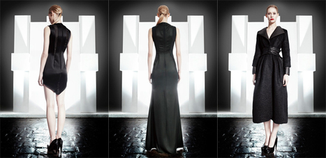 Kristofer Kongshaug collections are pieces of thoughts, illusions of life | fashion and runway - sfilate e moda | Scoop.it