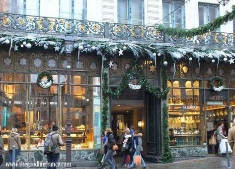 Ho Ho La La at the Lille Christmas Market : The Good Life France | Weddings in Norther France | Scoop.it