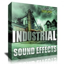 Download Industrial Sound Effects FX | Hex Loops | Ima throw this | Scoop.it