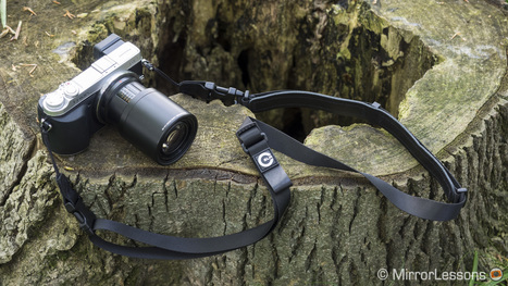 CustomSLR Slim Strap Review – A quick-connecting solution for mirrorless - MirrorLessons - The Best Mirrorless Camera Reviews | Mirrorless Cameras | Scoop.it