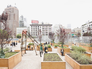 The High Line Effect: Top 10 Urban Transformation Projects | Growing Food | Scoop.it