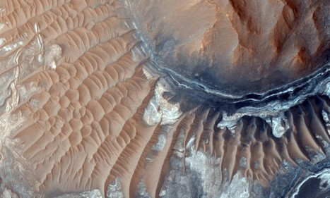 Could microbes be lying dormant on Mars? | Daily Mail (UK) | CALS in the News | Scoop.it