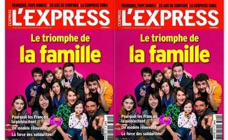 Une famille homoparentale parmi tant d'autres dans «L'Express»   Yagg   PMA   Scoop.it