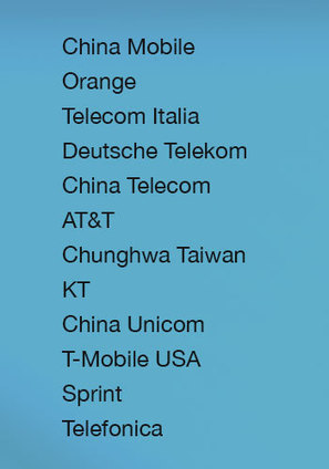 AT&T, China Telecom, DT, FT excluding all competition from LTE-U | 5G Wireless News | Surfing the Broadband Bit Stream | Scoop.it