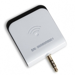 Audio Jack Uhf Rfid Portable Reader For Android And ios | Smart Mobile POS | Scoop.it
