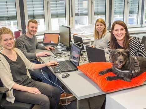 Das sind die coolsten Gründer-Teams - BZ | Startups & Co. | Scoop.it