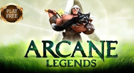 Arcane Legends v1.0.7.0 APK Android RPG | Apk Full Free Download | ArcaneLegendsapkmodded | Scoop.it