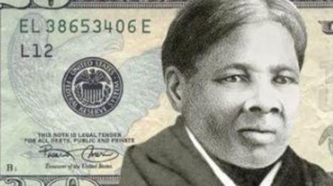 Harriet Tubman, une héroïne anti-esclavage bientôt sur les billets de 20 dollars? | Merveilles - Marvels | Scoop.it