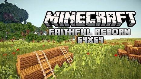 Faithful : Reborn Resource Pack 1.7.9/1.7.4/1.7.2 | Minecraft 1.7.4/1.7.2 | Minecraft Resource packs 1.7.4 , 1.7.2 , 1.6.4 | Scoop.it