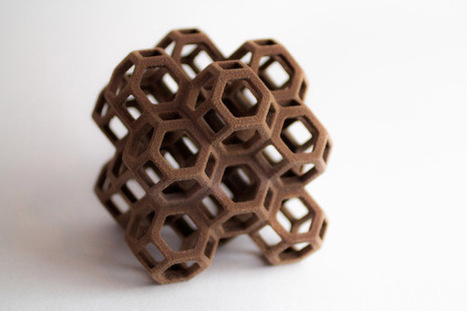 Eat Your 3D Prints | Technology Advanced - The future as we know it | Scoop.it