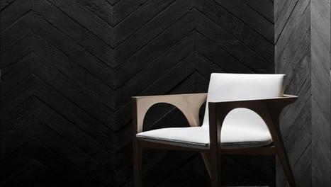 Des panneaux décoratifs en béton inspirés du bois   design-beton   Scoop.it
