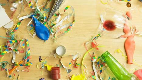 5 Ways To Crash Your Own Pity Party   MEIN Leben leben   Scoop.it