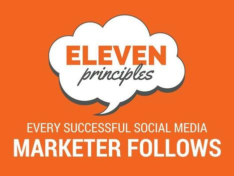 11 Essential Principles Every Successful Social Media Marketer Follows | Digital Content Marketing | Scoop.it