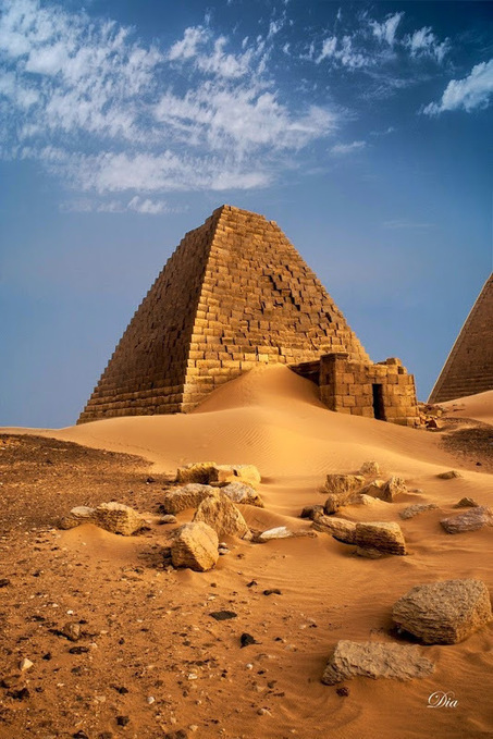 Amazing Pyramids of Ancient World | About India | Scoop.it