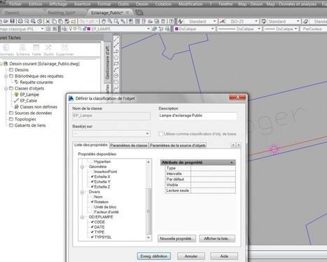 GRAPH LAND Blog » Echanges CAO-SIG : Tirez tous les avantages d'AutoCAD Map 3D | AutoCAD | Scoop.it