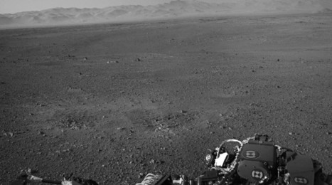 A Panorama of Curiosity's Surroundings | Physics | Scoop.it