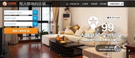 Chinese Airbnb-type service Xiaozhu raises $15 million   Sharing economy   Scoop.it