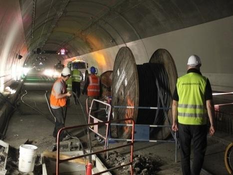 Tunnel de la Croix-Rousse : ouverture repoussée au 2 septembre et la facture s'alourdit | Balades Lyonnaises | Scoop.it
