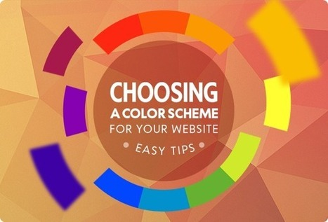 How Your Website Gets Affected by Colors? | Web Design Agency | Scoop.it