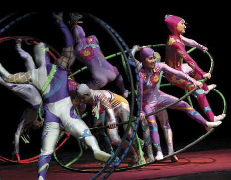 Acrobats to perform amazing people tricks at TPAC | cjonline.com | OffStage | Scoop.it