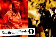 BVB gegen Bayern Popstar Klopp fordert den Senor Heynckes heraus - DIE WELT | Champions League Finale 2013 | Scoop.it