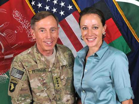 FBI Agents Are Inside Paula Broadwell's Home, But Won't Say Why | General petraeus | Scoop.it