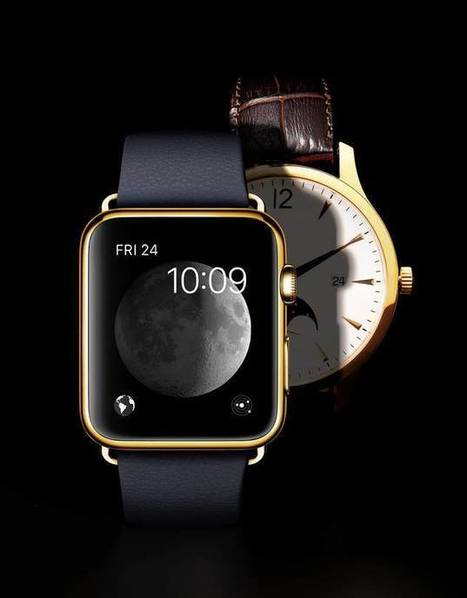 Will the Apple Watch Eclipse the Classic Swiss Watch?   Luxury   Scoop.it