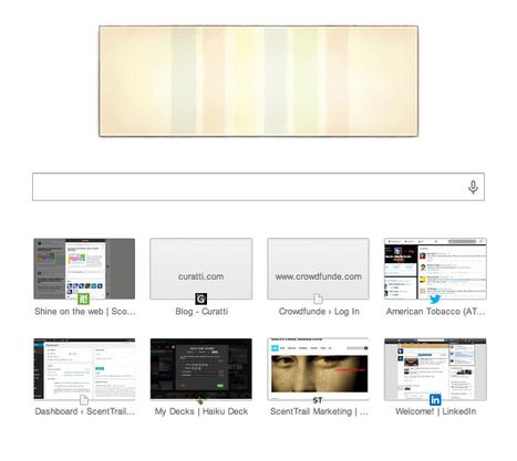 Google's Disparate Design Lesson - Agnes Martin Feature | Design Revolution | Scoop.it