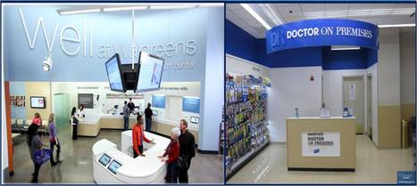 Retail Clinics: Retailers Leveraging In-Store Services | Featured Research - RetailNet Group | Scoop.it