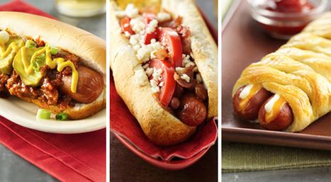Hot Dog Nation   Quick Dish Recipes   American Food   Scoop.it