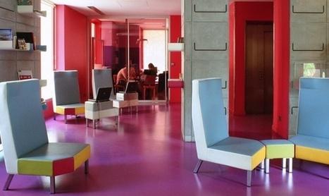 Hi Hotel, un hôtel design et coloré à Nice   décoration & déco   Scoop.it