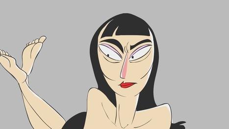 Cher on Kitsch - Blank on Blank | Dyslexia Undaunted® (Dyslexia DiaBlogue®) | Scoop.it