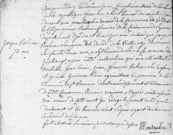 Les parents de Louis François RABEAU | Nos racines | L'écho d'antan | Scoop.it