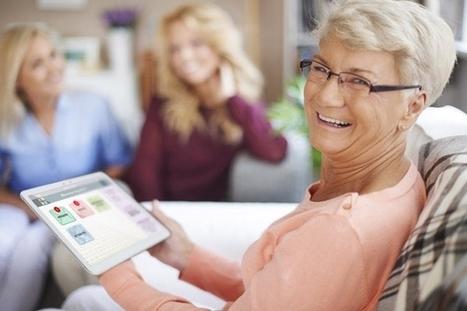 Facilotab, une tablette spécialement conçue pour les seniors (Archos) | veille cyber-base | Scoop.it