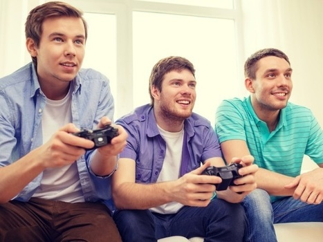 Think You Know Gamers? Think Again, Says Social Intelligence   Learn to Play   Scoop.it