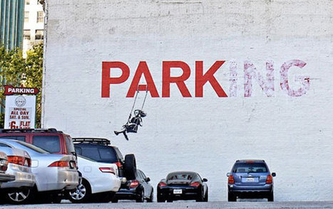 Creative Examples Of Street Art That Will Blow Your Mind | Peej | Scoop.it