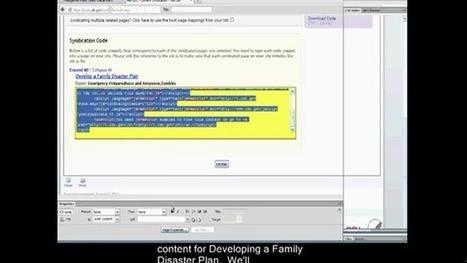CDC Opens Door To Web Content Syndication   Digital Marketing   Scoop.it