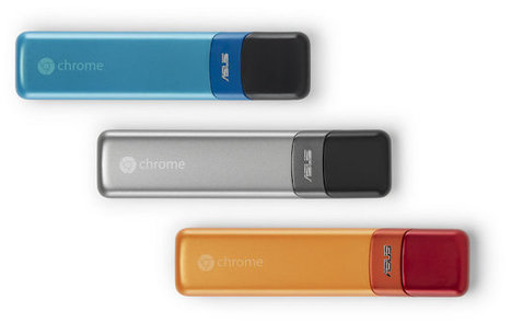 Asus Chromebit Chrome OS TV Stick to Sell for Less than $100 | Embedded Systems News | Scoop.it