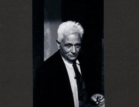 Derrida, Lacan: Psychanalyse et déconstruction | Archivance - Miscellanées | Scoop.it