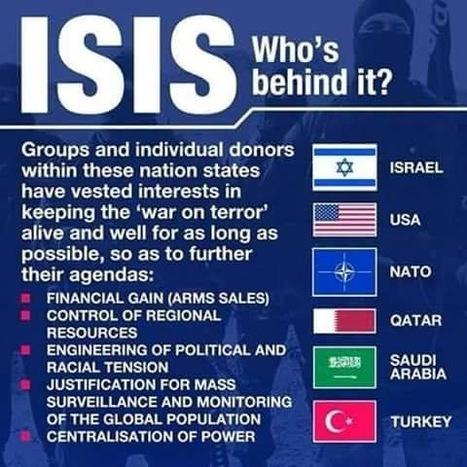 L'oligarchie mondiale des 1% recrute ses cadres parmi<br/>L'&eacute;lite de la m&eacute;diocrit&eacute; criminelle, menteurs, voleurs, escrocs, et manipulateurs ... | Change Lead-In | Scoop.it