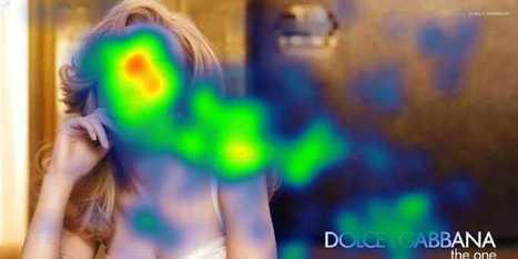 29 Eye-Tracking Heatmaps Reveal Where People Really Look | speaking about speaking | Scoop.it