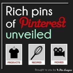 Rich Pins: Pinterest's First $1 Billion Revenue Feature | Business 2 Community | Pinterest | Scoop.it