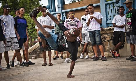 Passinho: the Sugarloaf all-stars of Rio's new dance craze | Music, Theatre, and Dance | Scoop.it