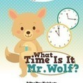 What Time Is It Mr. Wolf? - Telling Time Worksheets - :00, :15, :30 and :45 | Free Online Educational Resources | Scoop.it