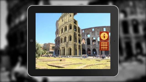 Experience Rome's Coliseum Like It Just Opened Through This AR App | AR | Scoop.it