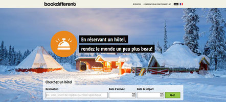 Bookdifferent.com: charity business au profit de Booking.com | Xotelia - Channel manager for bed and breakfasts, villas, flats and chalets | Scoop.it