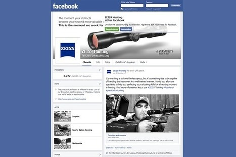 ZEISS Hunting is now on Facebook! - news - all4shooters.com | all4shooters EN | Scoop.it
