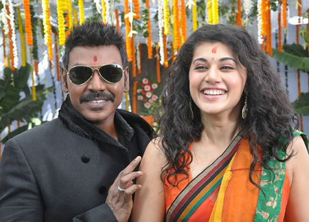 Kanchana 2: First look to be released on March 16th   kollywood   Scoop.it