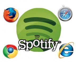 Spotify Will Launch A Browser-Based Version | Music business | Scoop.it