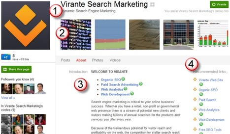 Optimize Your Google+ Business Page for SEO | G+ Smarts | Scoop.it